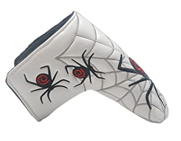 Beehive filtro Spider Web Design Palo de golf Blade Putter ...