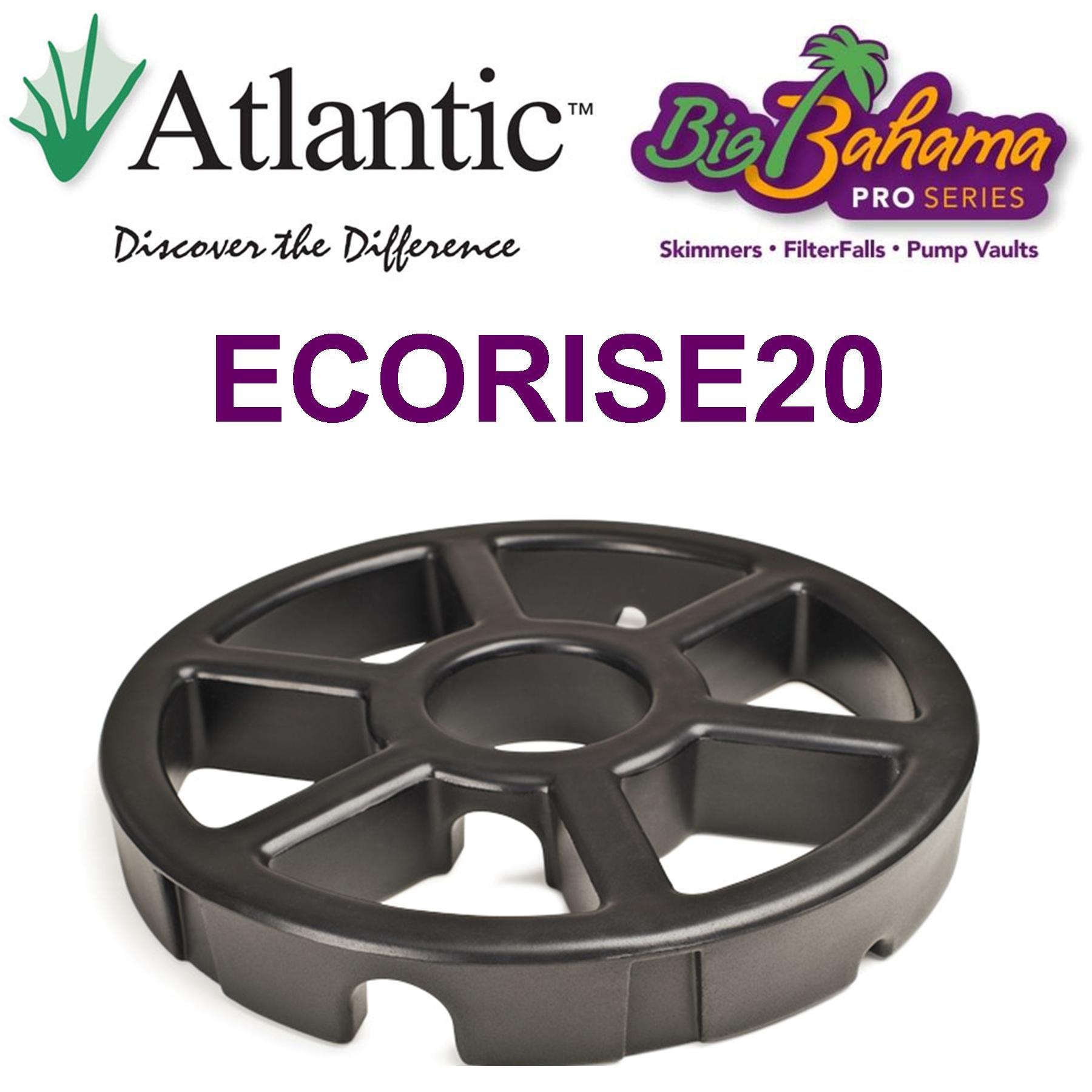 Atlantic Water Gardens Water Feature Riser, Eco-Rise