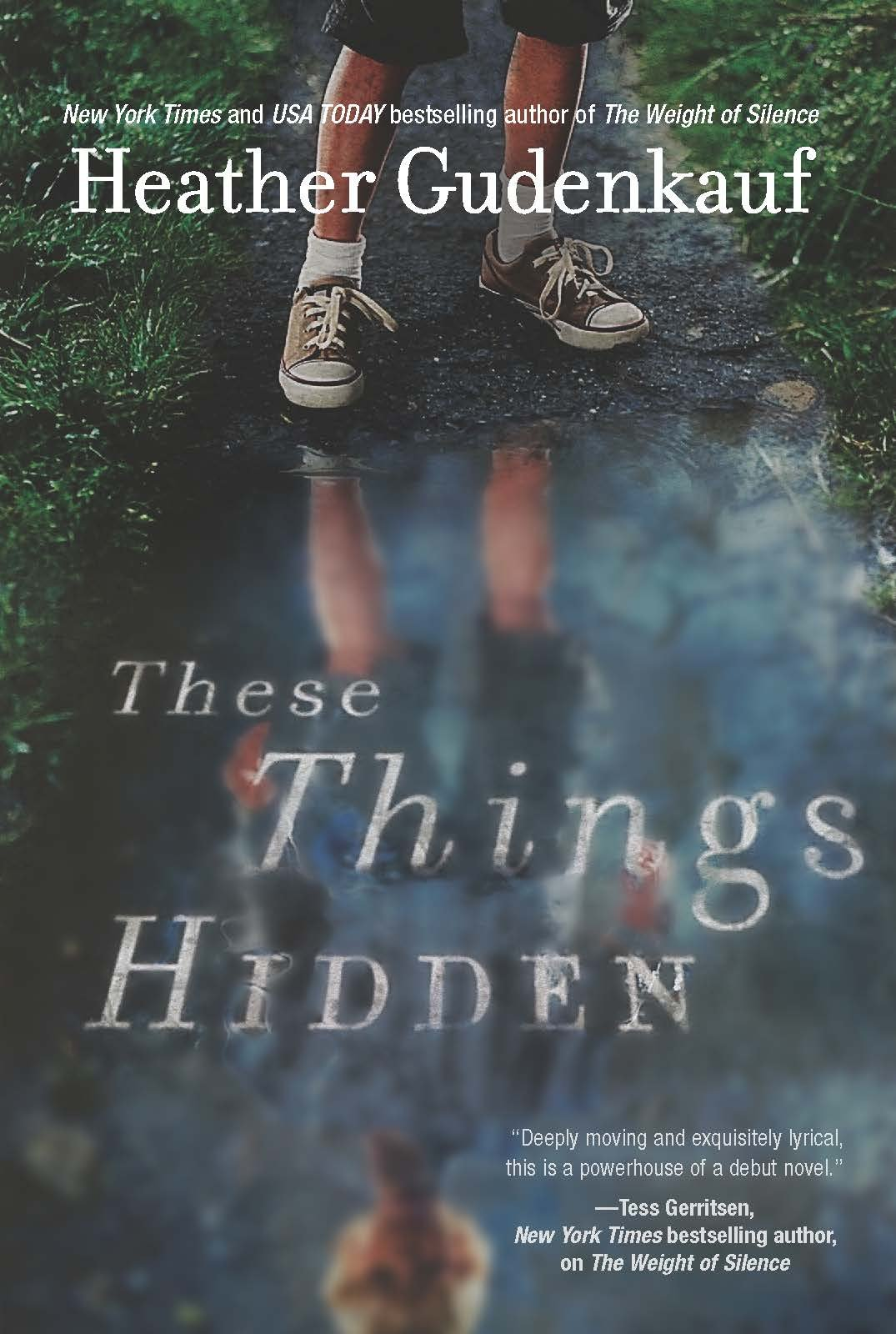 These Things Hidden: A Novel of Suspense pdf