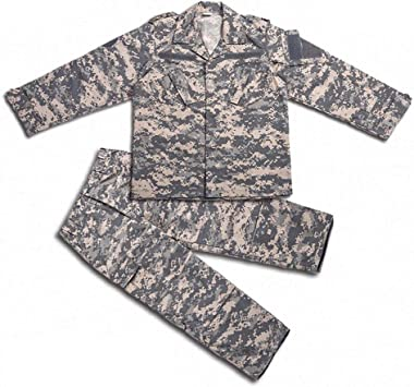 Amazon.com: H World Shopping - Traje de camuflaje militar ...