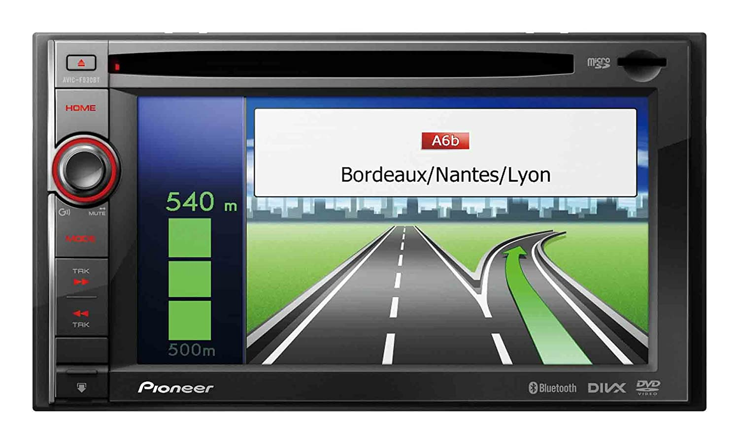 Ongekend Pioneer AVIC-F930BT Navigationssystem: Amazon.de: Elektronik LG-01