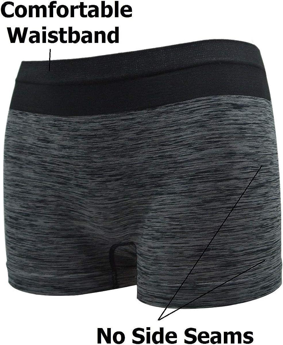 Jzy Qzn Mens Short Leg Briefs Super Stretch Nylon Antibacterial Underwear Lowrise Seamless Boxer