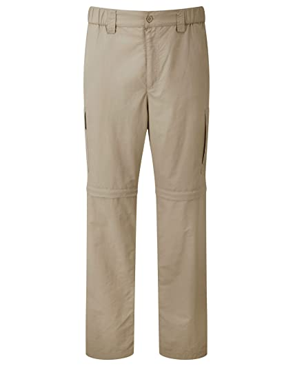 10ff4747305335 Cotton Traders Mens Adventure Trousers Pants 29