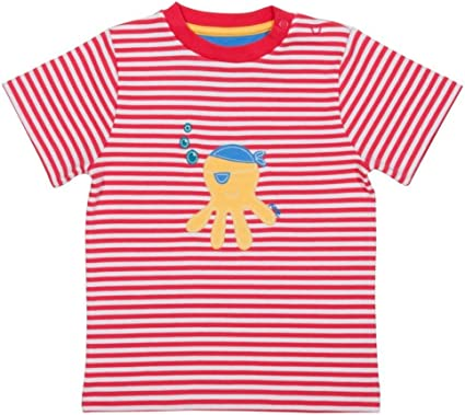 Nautica Childrens Apparel Little Boys Short Sleeve Deep Seas Crewneck