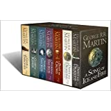 A Game of Thrones The Story Continues. A Song Of Fire And Ice. 7 Volume Boxed Set