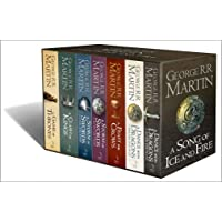 A Song Of Fire And Ice 7 Book Boxset