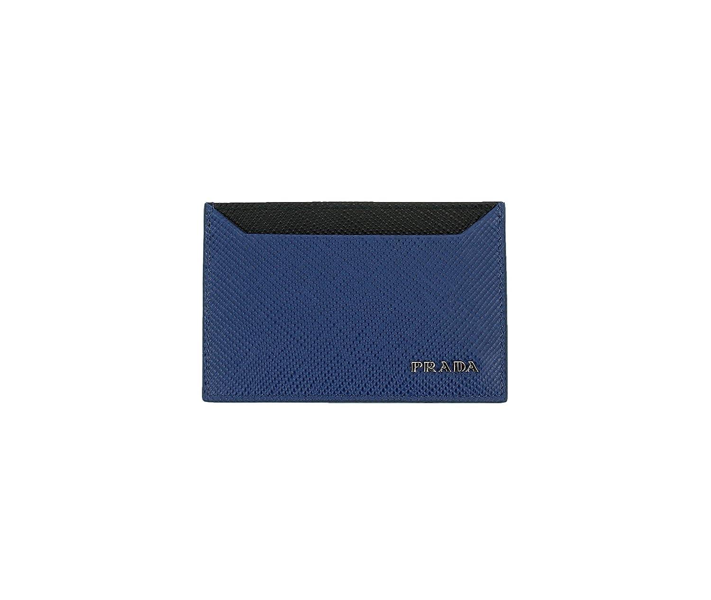 Prada ACCESSORY メンズ US サイズ: One Size カラー: ブルー   B07HGL25LC