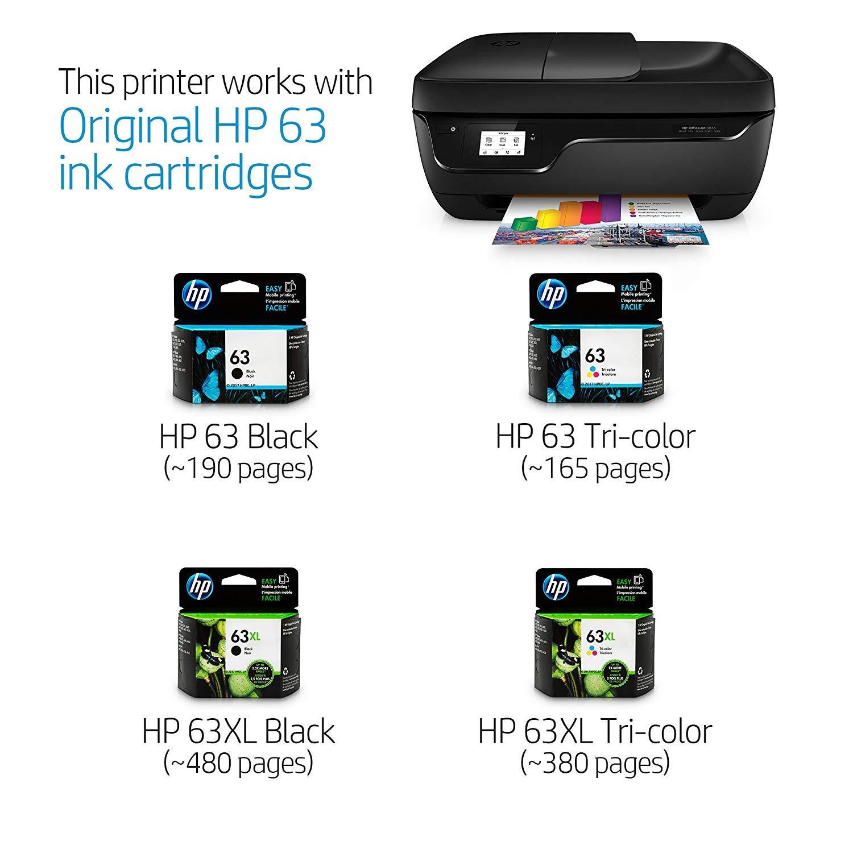 HP OfficeJet 3833 All-in-One Printer - Impresora multifunción ...