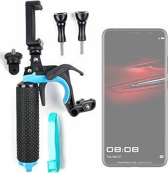 Soporte/Mango Flotante con gatillo para Smartphone Huawei P20 ...