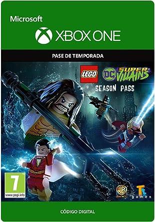 LEGO DC Super-Villains Season Pass - Xbox One - Código de descarga ...