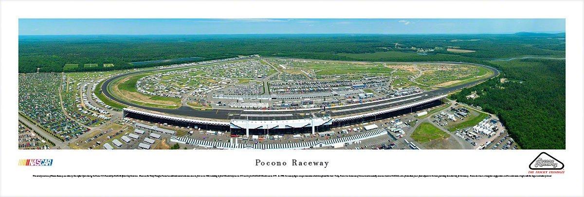 Pocono Raceway - Blakeway Panoramas Unframed NASCAR Posters