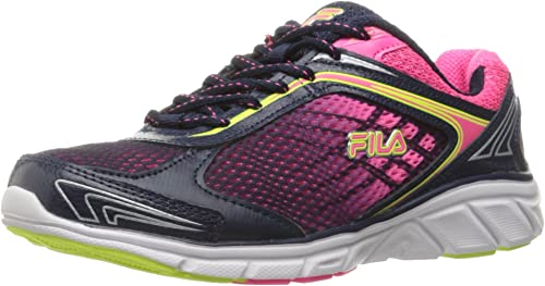 Fila Memory Narrow Escape-W - Zapatillas de Running de Cuero para ...