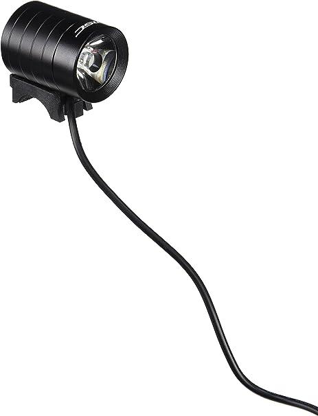 MSC Bikes Light Luz Frontal para Bicicleta, Negro, 1200 Lumens ...