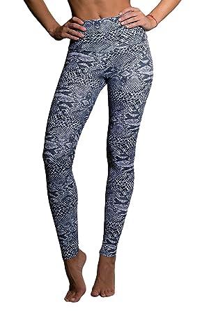 Amazon.com: Onzie Women's High Waist Legging Nocturnal Print (M/L ...