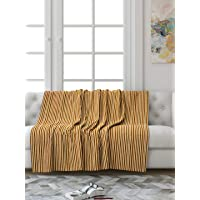 Saral Home Soft Decorative Viscose Chenille Sofa Covers/Throw