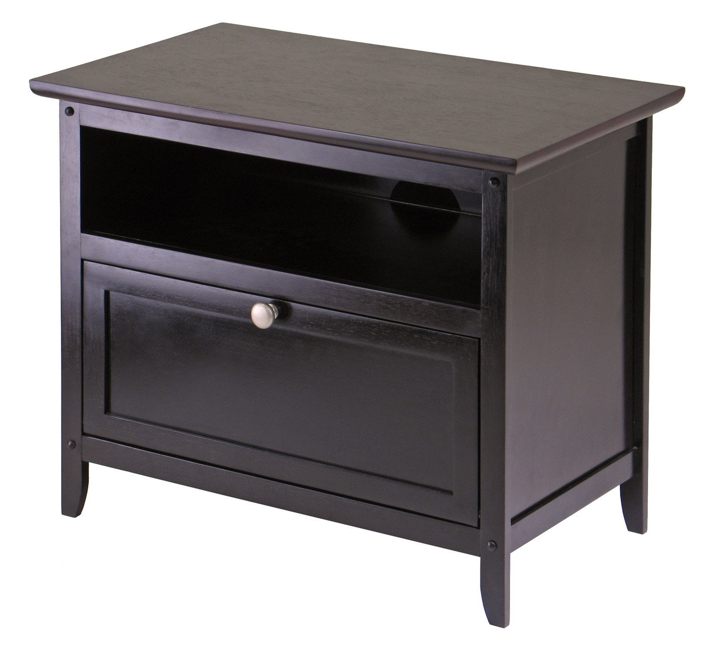 Winsome Wood Zara 25-Inch TV Stand