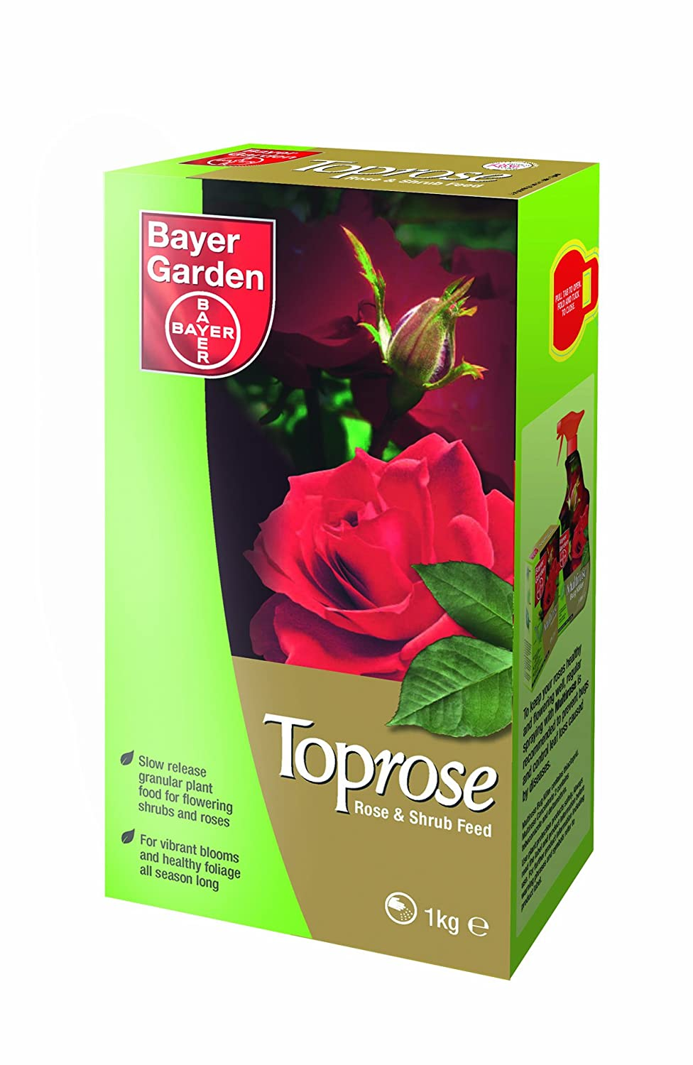 Superbe SBM Life Science Bayer Garden Rose And Shrub Food, 4 Kg: Amazon.co.uk:  Garden U0026 Outdoors