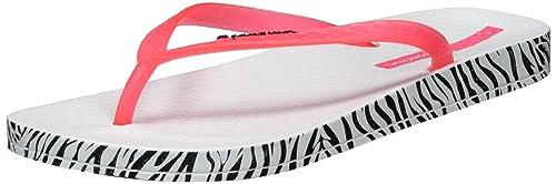IpanemaIpanema Anatomica Soft - Infradito Donna, Multicolore (Mehrfarbig  (White/Pink))