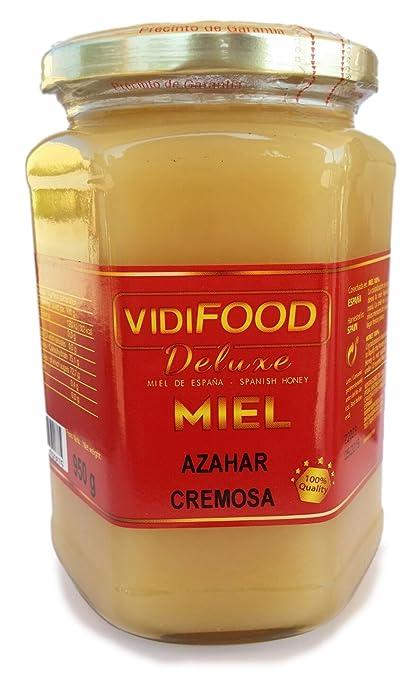 14 opinioni per Miele di Fiore d'Arancio Crema- 950g- Raccolti In Spagna- Della Migliore