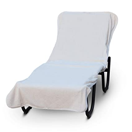 Admirable Luxury Hotel Spa Towel Pool Chaise Lounge Cover 100 Cotton Soft Ring Spun Cotton Standard Size Plain White Ocoug Best Dining Table And Chair Ideas Images Ocougorg
