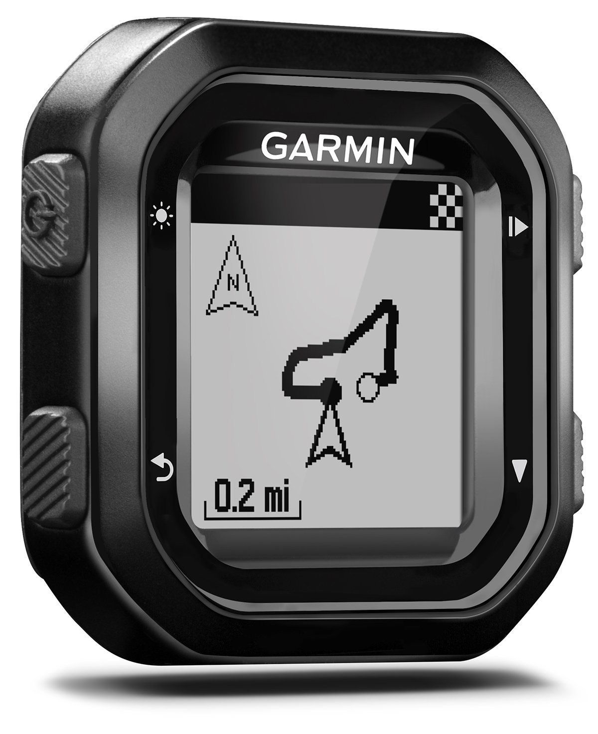 Garmin Edge 25 GPS Cycling Computer (Certified Refurbished) by Garmin
