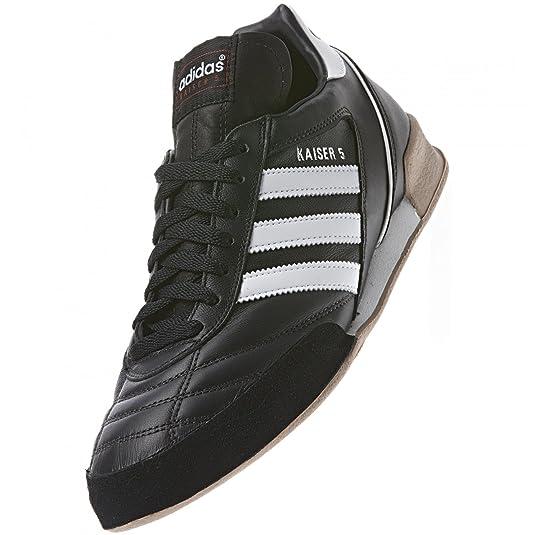 adidas Kaiser 5 Goal, Zapatillas deportivas para hombre, Negro, 40.5 EU: Amazon.es: Zapatos y complementos