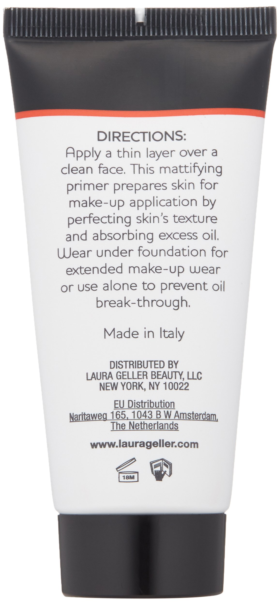 Laura Geller New York Spackle Mattifying Oil Control Under Make-up Primer, 2 fl oz. by LAURA GELLER NEW YORK