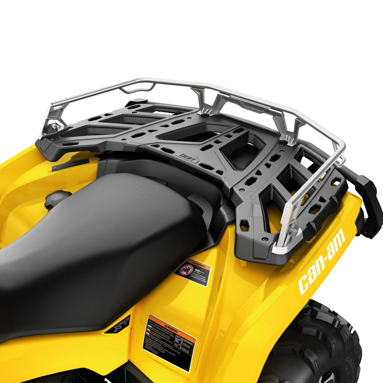 Can Am ATV LinQ Mounted Gear Grips Outlander Renegade Maverick 715001351