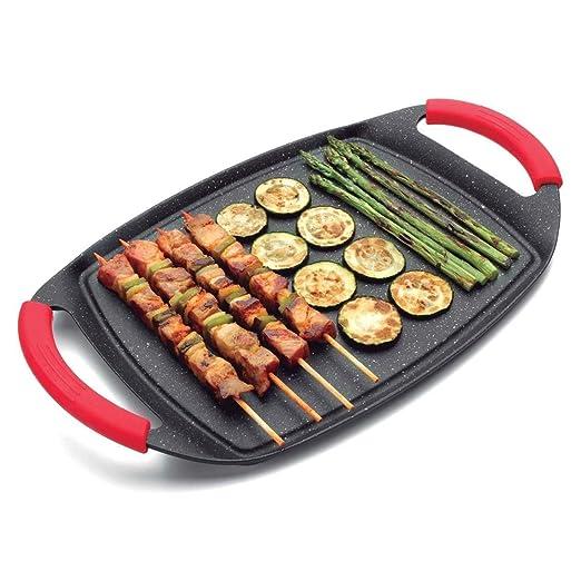 Plancha sartén para cocina de inducción vitrocerámica horno ...