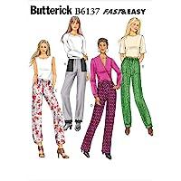 Vogue Patterns 6137 E5 - Patrones de Costura