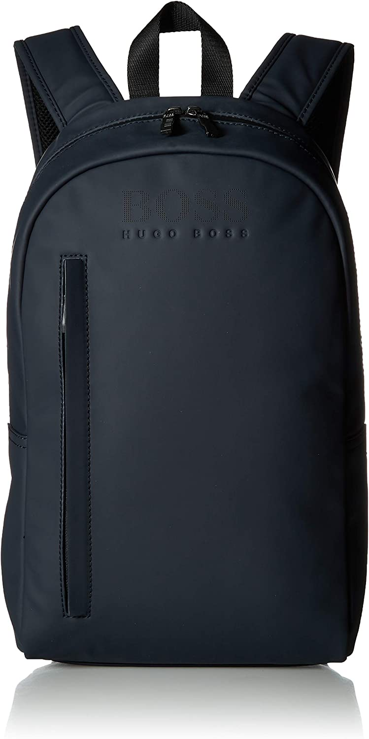 Hugo Boss Mens Hyper/_Backpack 100/% Polyurethane Back Pack Bags
