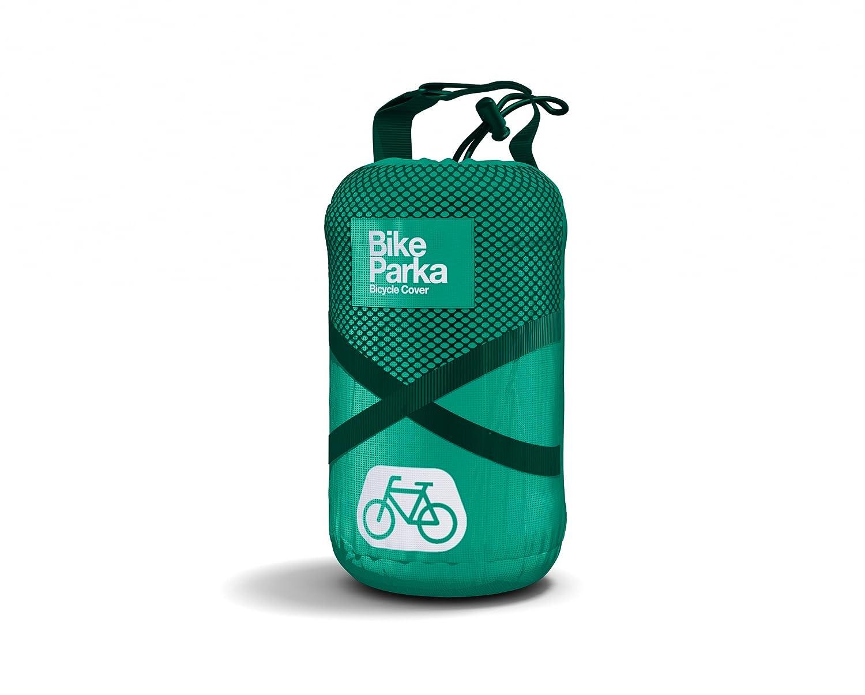 BikeParka URBAN Bicicleta Cubierta Impermeable (EMERALD Green): Amazon.es: Deportes y aire libre