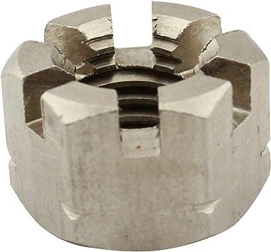 M5 SC985 DIN985 | Stoppmuttern 10 St/ück Sicherungsmuttern Standard rostfreier Edelstahl A2 V2A // NIRO SC-Normteile