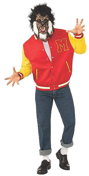 Amazon.com: Rubies Michael Jackson - Disfraz de hombre lobo ...