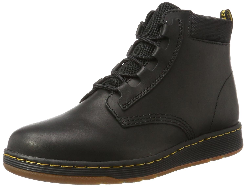 Dr. Martens Women's Telkes Fashion Boot B01N3125TS 8 Medium UK (10 US)|Black Temperley+sports Spacer Mesh