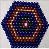 Neomag 6 Color Multi Magnet 216 Balls