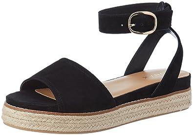 100% de haute qualité les plus récents dégagement Jonak sandales à plateforme, Espadrilles Femmes, Noir (Noir ...