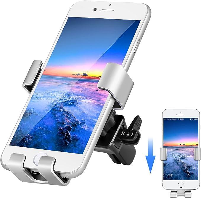 Black Amoner Air Vent Phone Holder Amoner