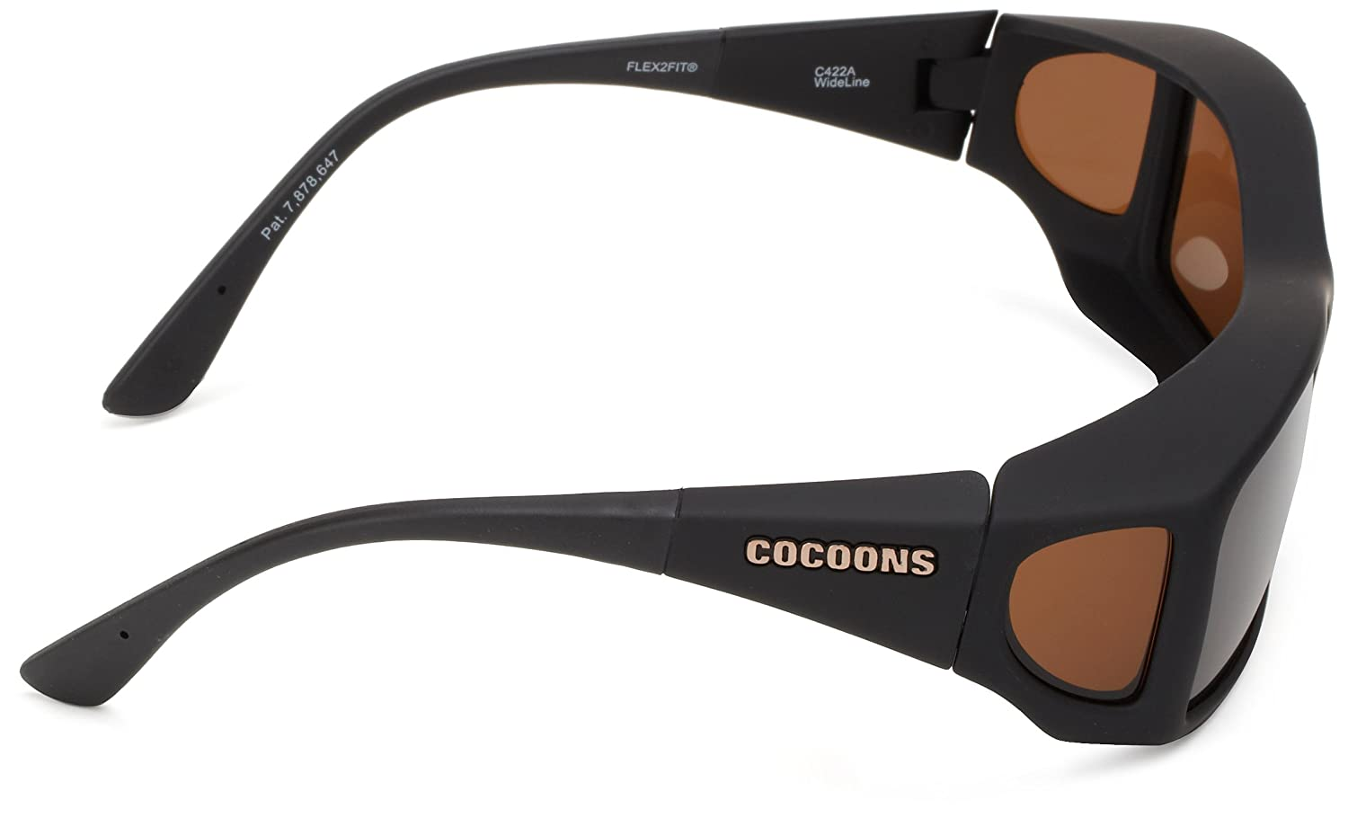 4ffbdcaff6 Cocoons C422A Wide Line Sunglasses  Amazon.co.uk  Clothing