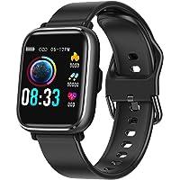 RaMokey Smartwatch, Relojes Inteligentes Mujer Hombre, Pulsera Actividad Inteligente…
