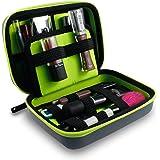 Tizum Cosmetic Organizer Toiletry Travel Kit Travel Organizer (Grey)