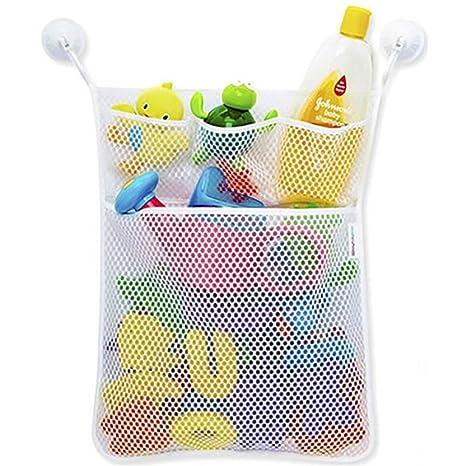 Red de malla, bolsa de almacenamiento, organizador de ...
