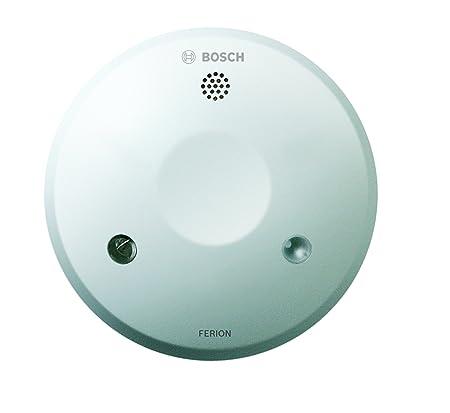 Bosch Ferion 3000 OW - Detector de humo (Batería, 4,5V, AA, 12 cm, 12 cm, 4,4 cm) Color blanco: Amazon.es: Bricolaje y herramientas