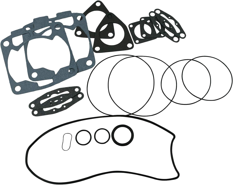Venom Top End Gasket /& O-Ring Kit Polaris Indy 500 Classic SKS SP SPX EFi