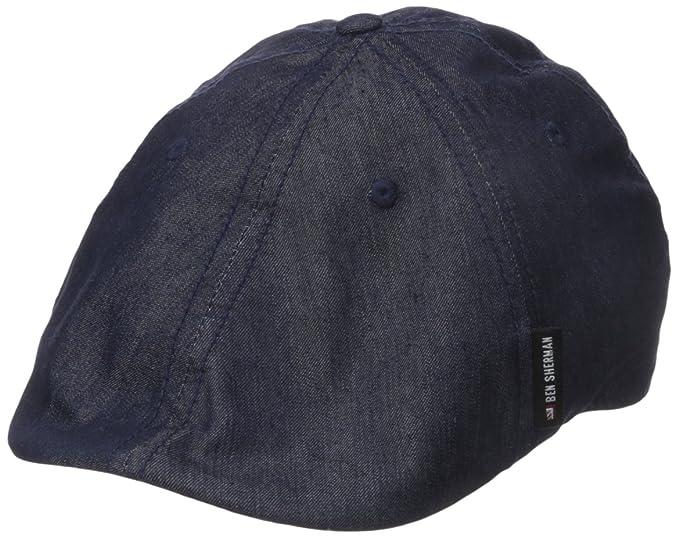 2a3ea9016c165 Ben Sherman Men s Chambray Driver Hat