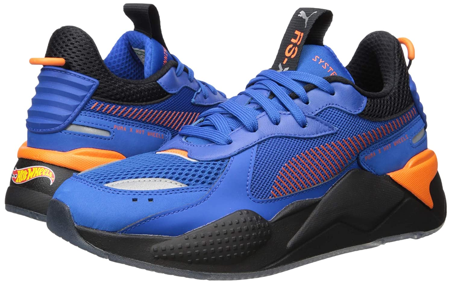 49c0840e06d Amazon.com | PUMA Men's Rs-x Toys Hotwheels 16 Sneaker | Fashion Sneakers