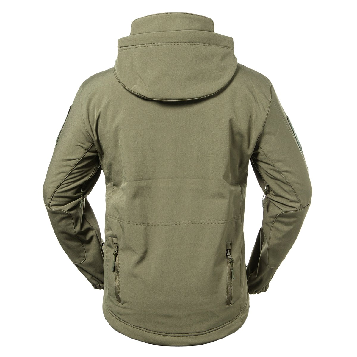 1c9dcc3ec48 Amazon.com  ReFire Gear Men s Soft Shell Military Tactical Jacket Outdoor  Camouflage Hunting Fleece Hooded Coat  Clothing