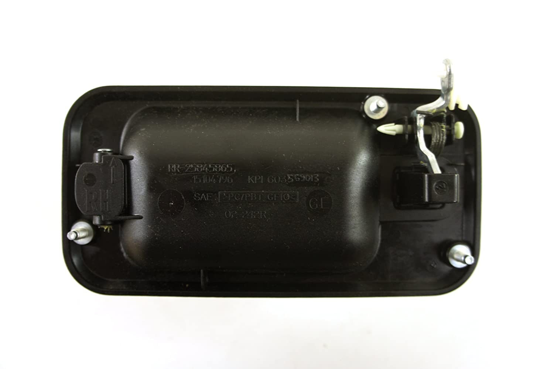 Genuine GM Parts 15104796 Passenger Side Rear Door Handle Outer Genuine General Motors Parts