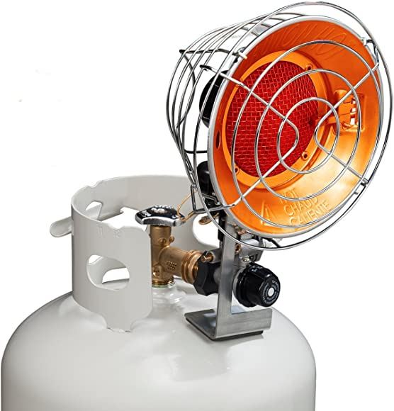 ProCom PCTT15 Tank-Top Propane Heater-Single Burner