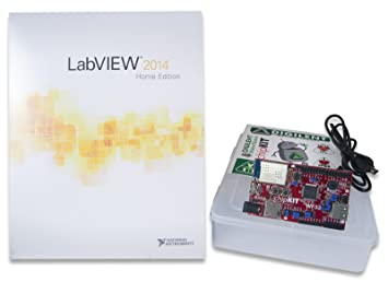 DIGILENT LabVIEW Physical Computing Kit with chipKIT: Amazon